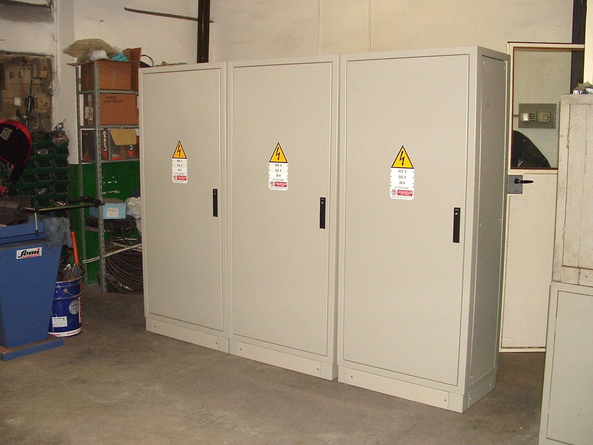 Schemi Elettrici Macchine Industriali : Lega impianti di galea carlo u e sistemi elettrici